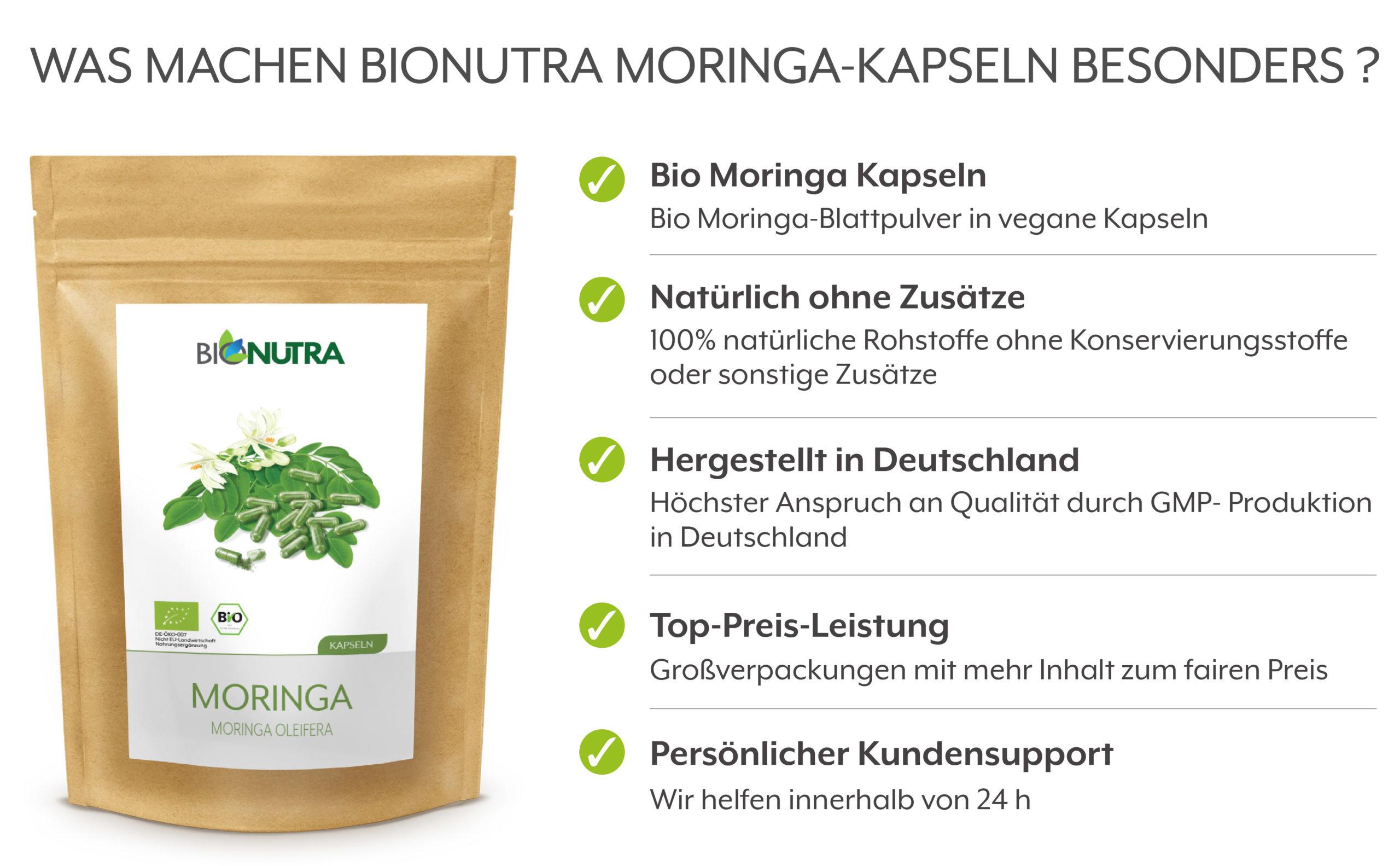 Bionutra A+KF Moringa capsule 281119-01